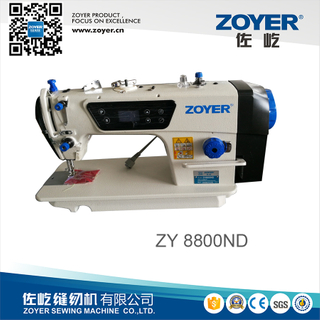 ZY-8800ND NEW type zoyer direct drive high speed lockstitch industrial sewing machine