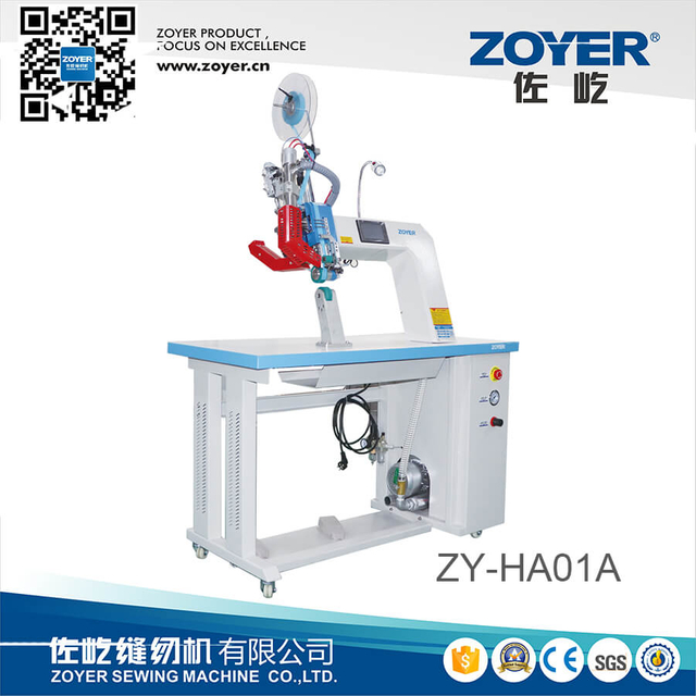 ZY-HA01A zoyer Hot air seam sealing tape machine