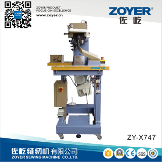 ZY T747 Zoyer Lockstitch Sewing Machine for Moccasins (ZY T747)